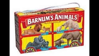 Mandela Effect (Barnum's Animal Crackers Are Different Now!!) Please Vote #192
