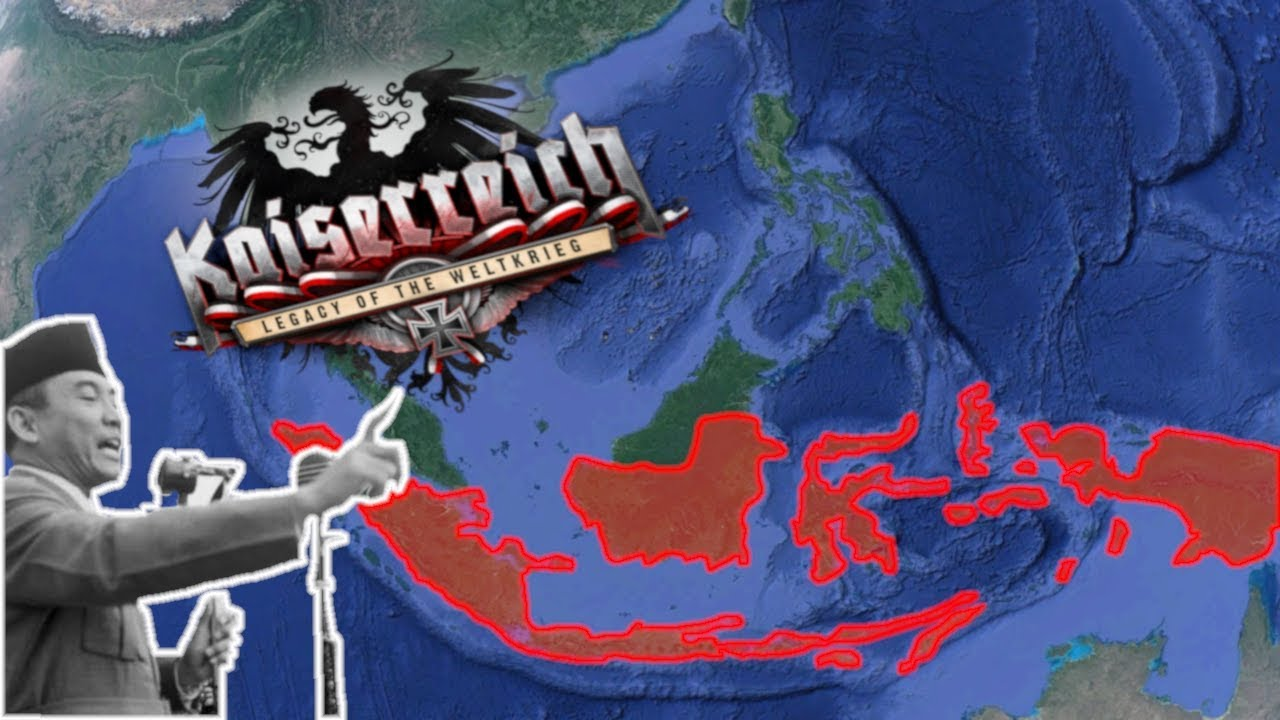 HOI 4 Kaiserreich Asia Guide: Insulindia, a troubled history