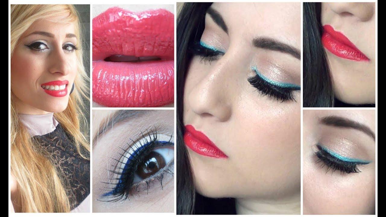 modern pin up makeup collab with dyna makeup artist