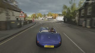 Forza Horizon 4 - 1953 Jaguar C-Type Gameplay