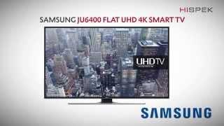 Samsung JU6400 Series Flat UHD 4K Smart TV UE48JU6400 UE55JU6400 UE40JU6400 UE65JU6400 UE75JU6400
