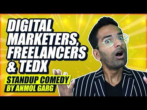 Freelancers, Digital Marketers & TEDx