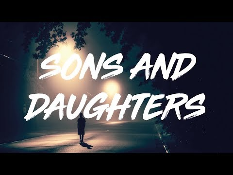 Allman Brown | Sons And Daughters Ft. Liz Lawrence  (lyrics)