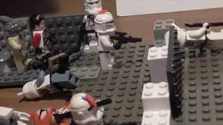 Lego star wars войны клонов 1 серия