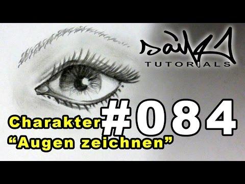 """Saikone: Graffiti Tutorial #084 Charakter """"Augen zeichnen"""""""