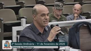02ª Sessão Ordinária 2020
