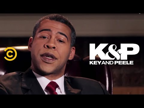 Key & Peele  Obama's Anger Translator  Meet Luther  Uncensored