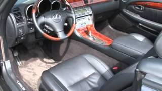 2010 Lexus SC 430 Test Drive