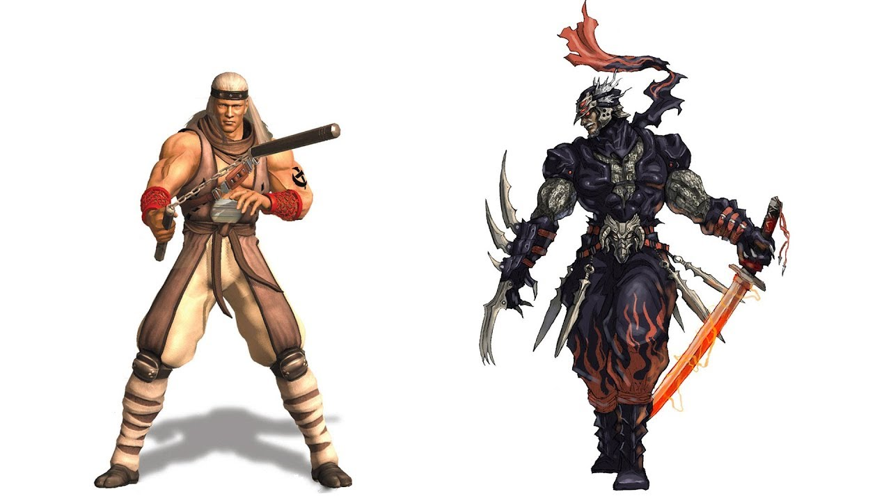 Ninja Gaiden Gmv Murai Genshin Thousand Foot Krutch Lifeline Youtube