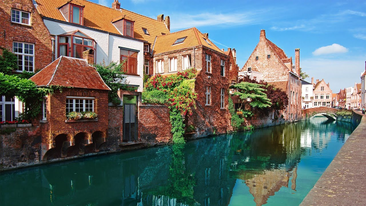 المدن الأكثر جمالاً في العالم