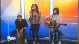 "Carly Pearce - ""Just Another Girl"" live on WSMV"