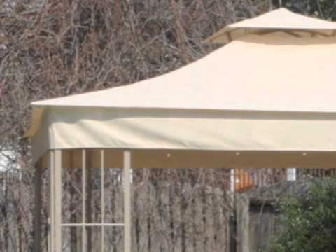 Lowes Garden Treasures 10 X Gazebo