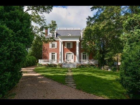 Iconic Historic Home In Warrenton, Virginia | Sotheby's International Realty