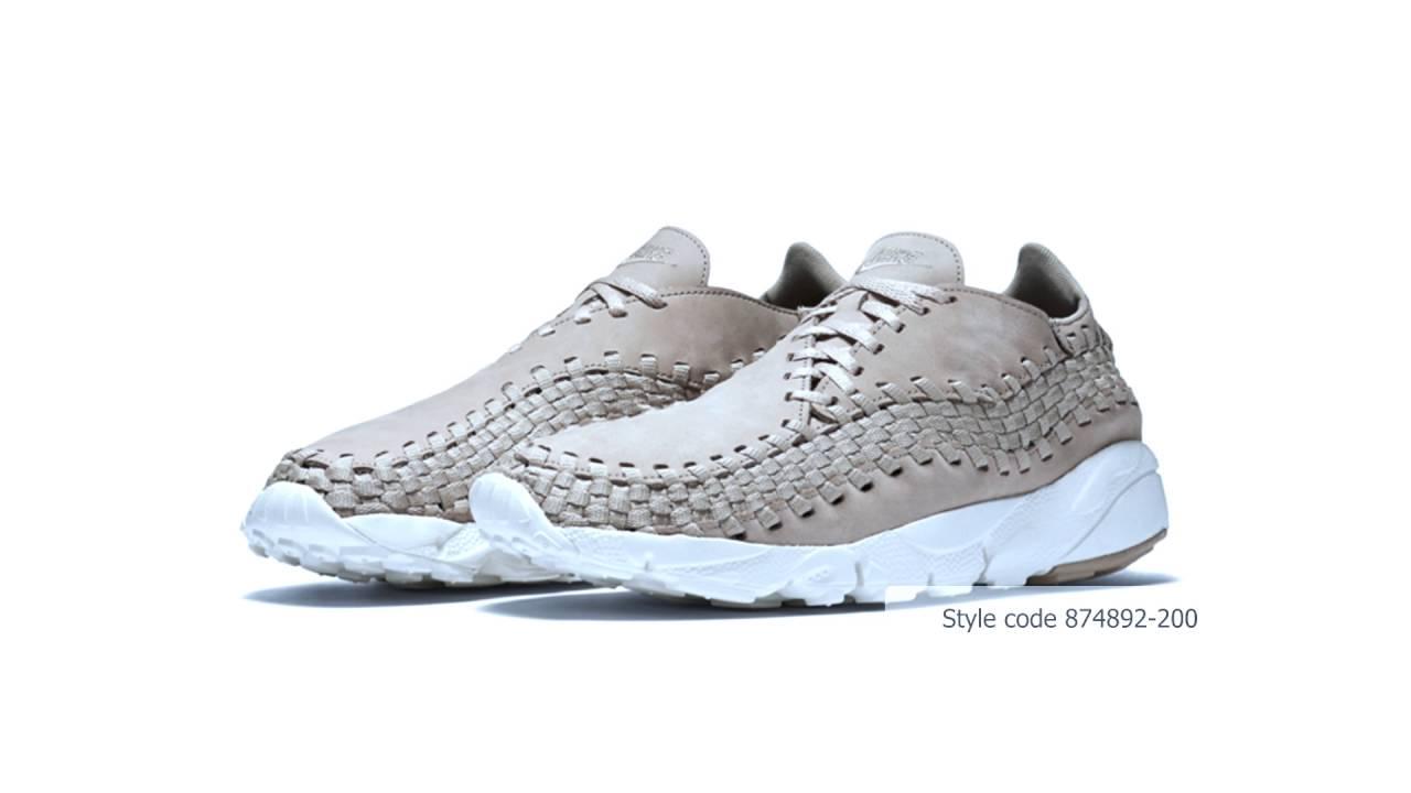 cheaper 773d1 15728 Nike Air Footscape Woven
