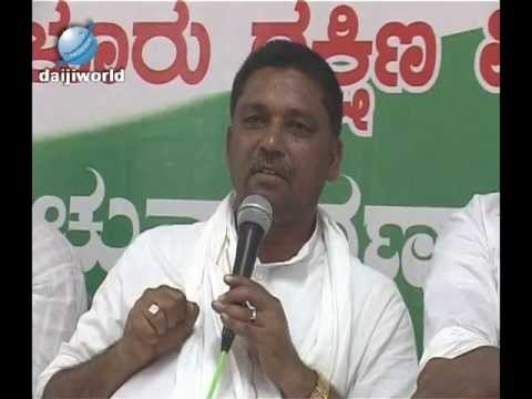 Mangalore: Congress will come to power - V S Ugrappa