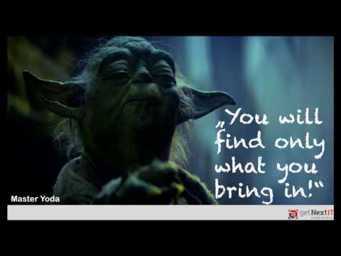 What about the Jedi inside of you? - Communication - your powerful tool! by Sabine Wojcieszak
