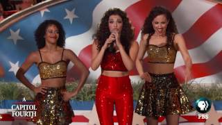 The Broadway cast of On Your Feet! Performs on the 2016 A Capitol Fourth