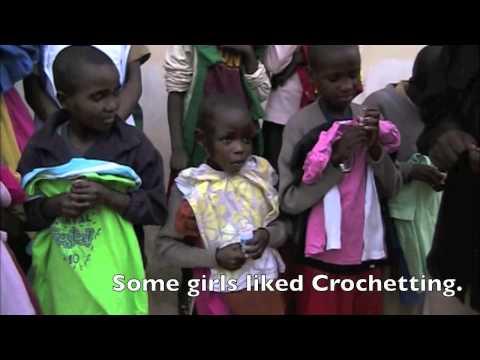 Orphanage in Kayanza, Burundi, Africa