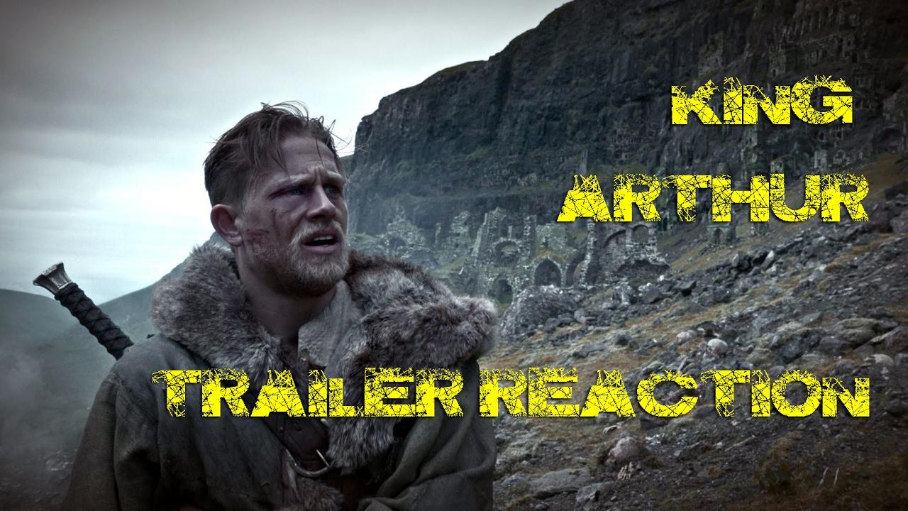 Trailer King Arthur