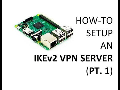 How-to - Setup an IKEv2 VPN Server (Pt. 1)
