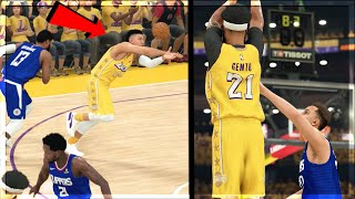INSANE BUZZER BEATER?!! WESTERN CONFERENCE CHAMPIONSHIP ON THE LINE! NBA 2K20 MyCAREER Ep. 83