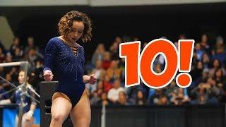 Katelyn Ohashi: l'esibizione perfetta al corpo libero vale 10!