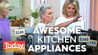 Kit out your kitchen   TODAY Show Australia