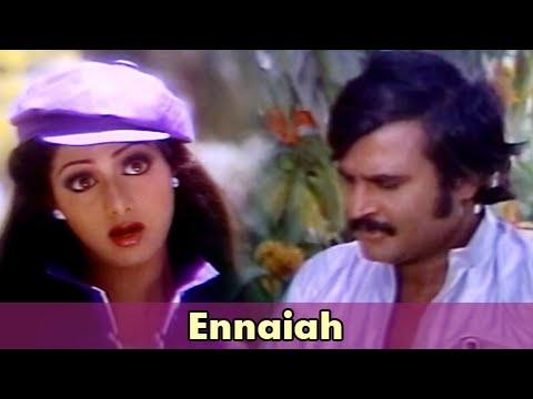 Ennaiah - Rajnikanth, Sridevi - Adutha Varisu - Tamil Romantic Duet Song