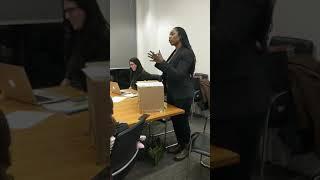 Debate training - Witness questioning