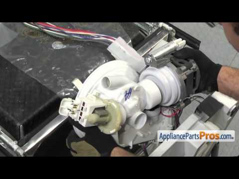 Dishwasher Circulation Pump (part #00239144) - How To Replace
