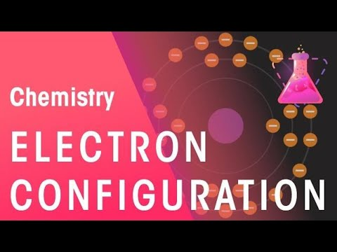 Electron configuration of the first 20 elements of periodic table electron configuration of the first 20 elements of periodic table chemistry for all fuseschool urtaz Image collections