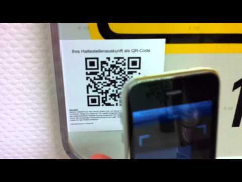 QR-Code scannen - so geht