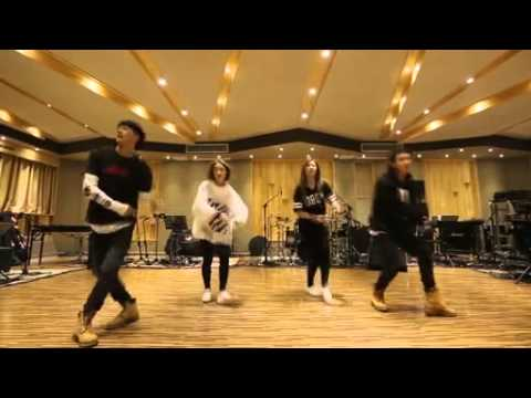 Wu Yi Fan Kris _ Bad Girl Dance pratice