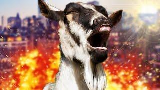 SUPER GOAT | GoatZ #4