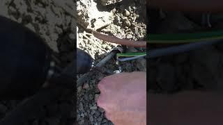 Oprava překoplého kabelu (ELEKTROKUNDOVINA)