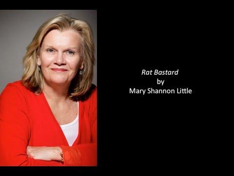 """Mary Shannon Little's story """"Rat Bastard""""  Memorial Sloan Kettering"""