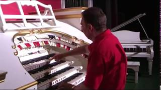 "PAUL KIRNER - FOLLY FARM WURLITZER (1) ""Powder Your Face With Sunshine"""