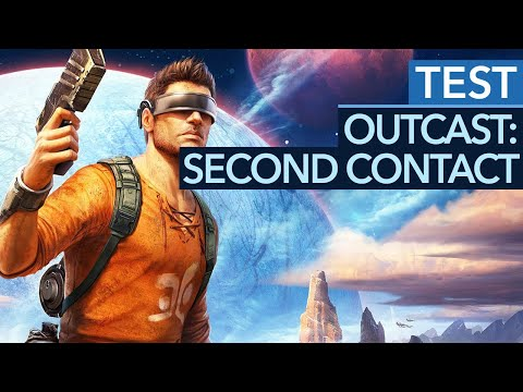 Warum Outcast: Second Contact (noch) kein gutes Remake ist - Test / Review
