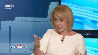 Emisiunea InPROfunzime cu Lorena Bogza din 17 ianuarie