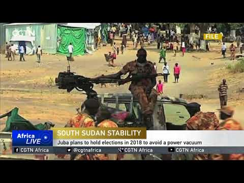 South Sudan Stability: Juba plans to hold elections in 2018 to avoid a power vacuum