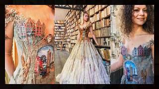 Шикарные платья французского модельера Сильвии Факон