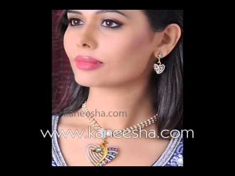 Gold plated kundan jewelry indian fashion jewelry set for East indian jewelry online