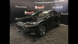 Black 2018 Lexus NX NX 300 Review Edmonton AB - Lexus Of Edmonton