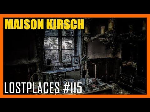 LOSTPLACE // MAISON KIRSCH // URBEX // LUXEMBOURG // SecondLifeZoneUrbex