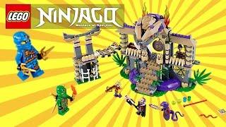 Lego Ninjago Toys Unboxing For Kids Лего Ниндзяго Обзор Для Детей
