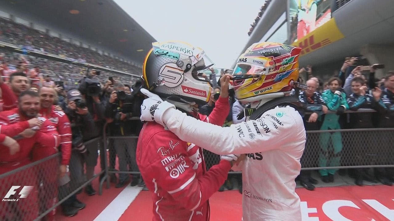 Story of the race: Lewis Hamilton and Sebastian Vettel give F1 the fight it needed in 2017