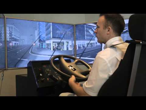 Lkw/Bus Simulator 'Tutor'