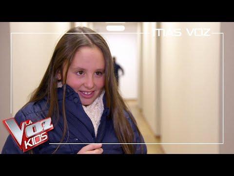 """Laura Bautista: """"Ha Sido Un Momento Mágico""""   Más Voz Kids   La Voz Kids Antena 3 2019"""