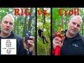 SRT-Training 2: RIG vs. Croll