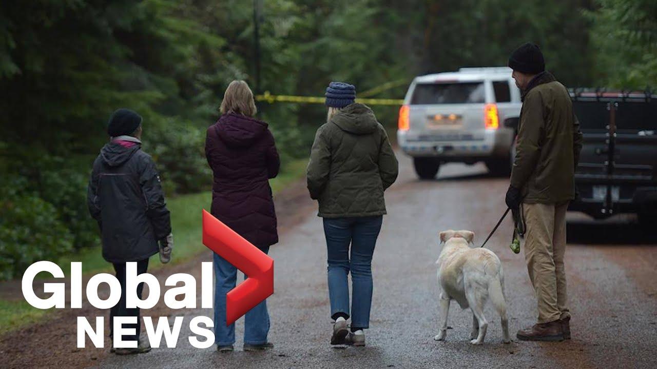 Multiple deaths reported after plane crash on Gabriola Island, B.C.